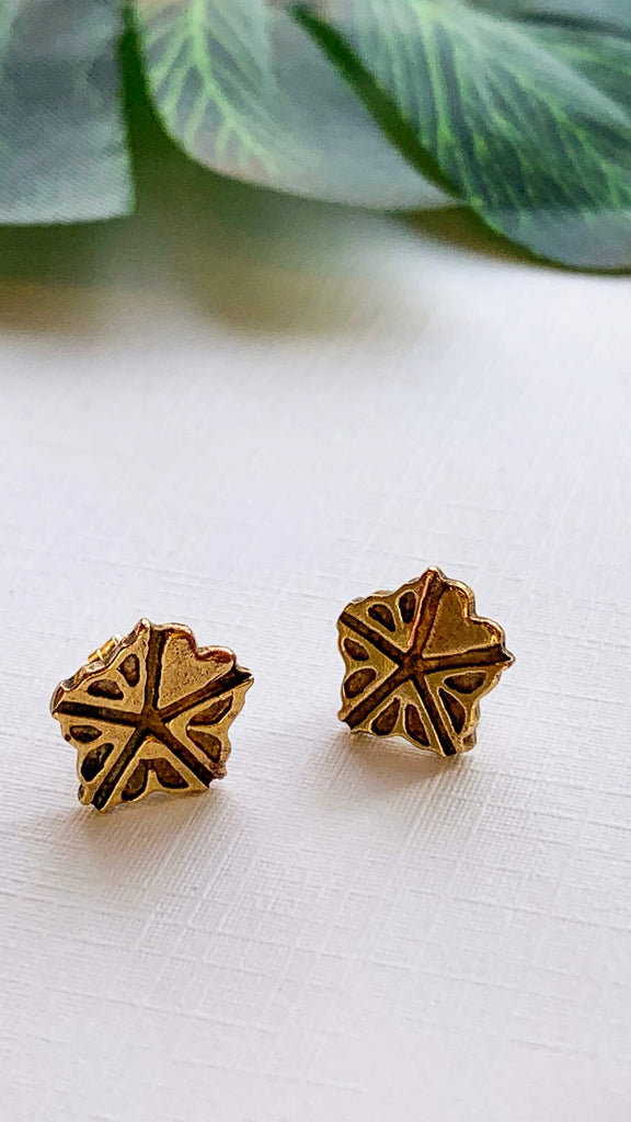 FLOWER CITY EARRINGS