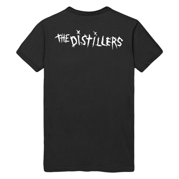 The Distillers - 20th Anniversary Self-Titled Vinyl + Tee + Wall Flag