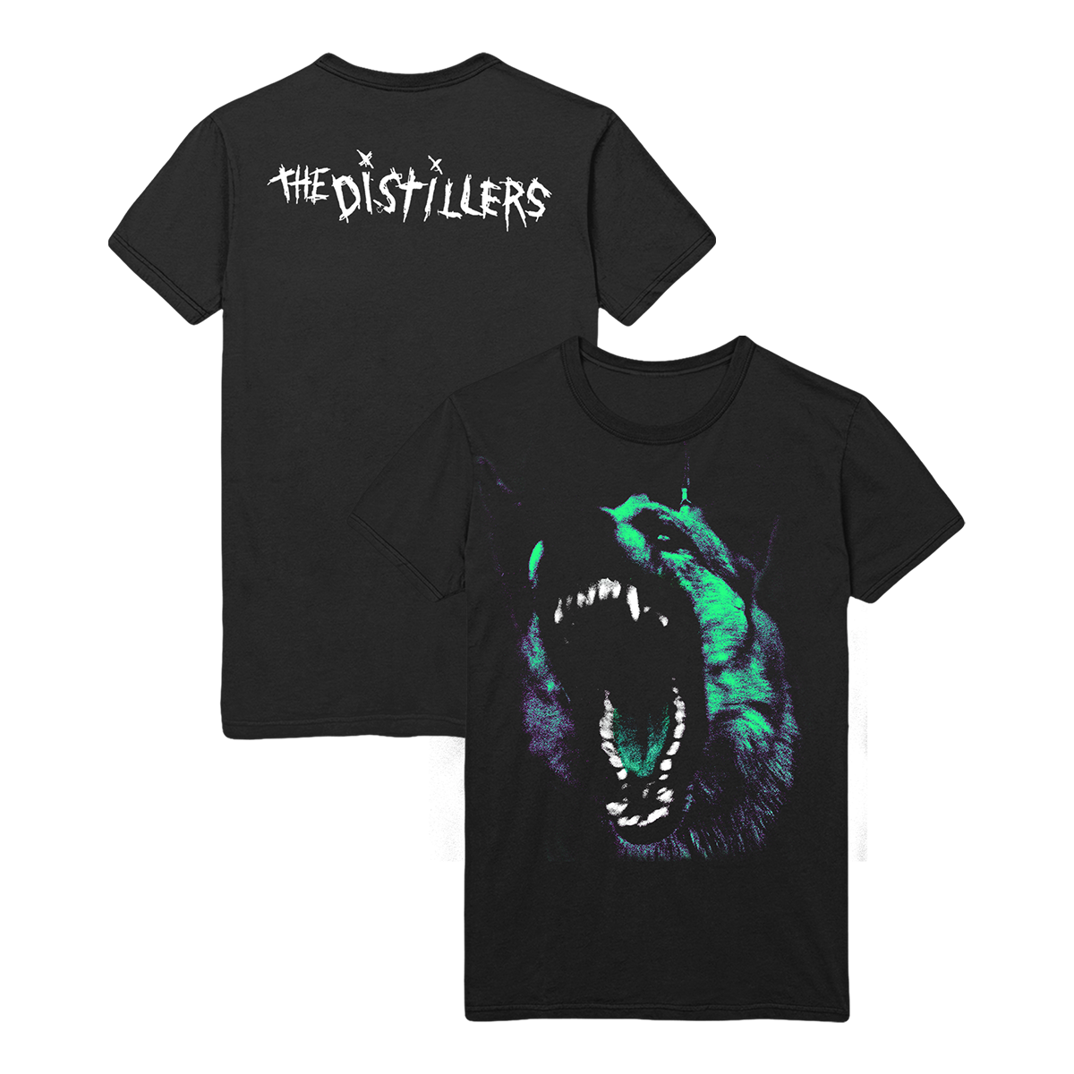 The Distillers - 20th Anniversary Self-Titled Tee