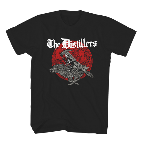 REAPER WOLF TEE - The Distillers