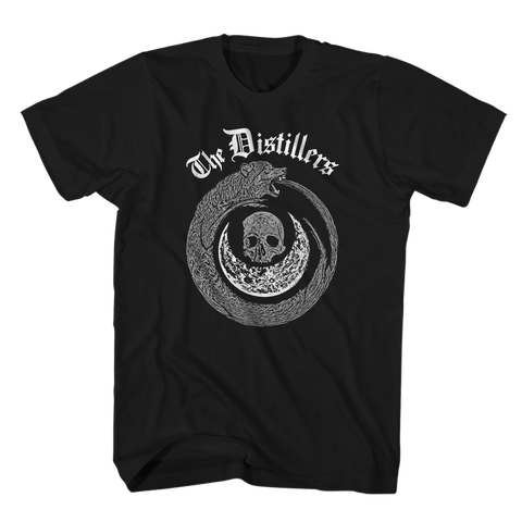 MOON WOLF TEE - The Distillers