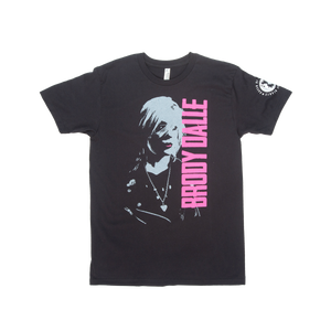 LEATHER JACKET TEE - The Distillers