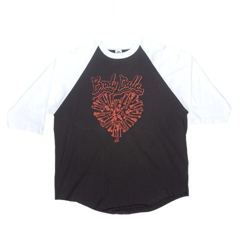 BRODY DALLE BONEY HEART RAGLAN - The Distillers
