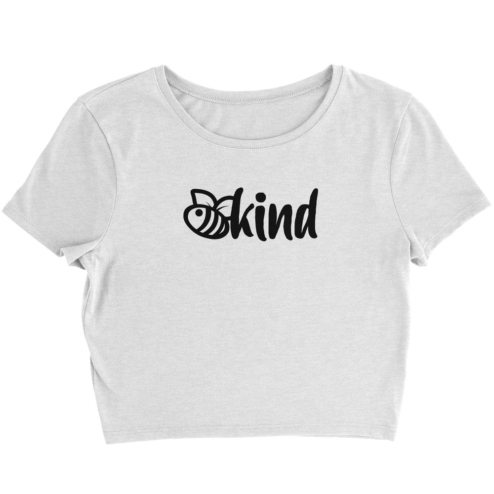 BE KIND - CROP TOP