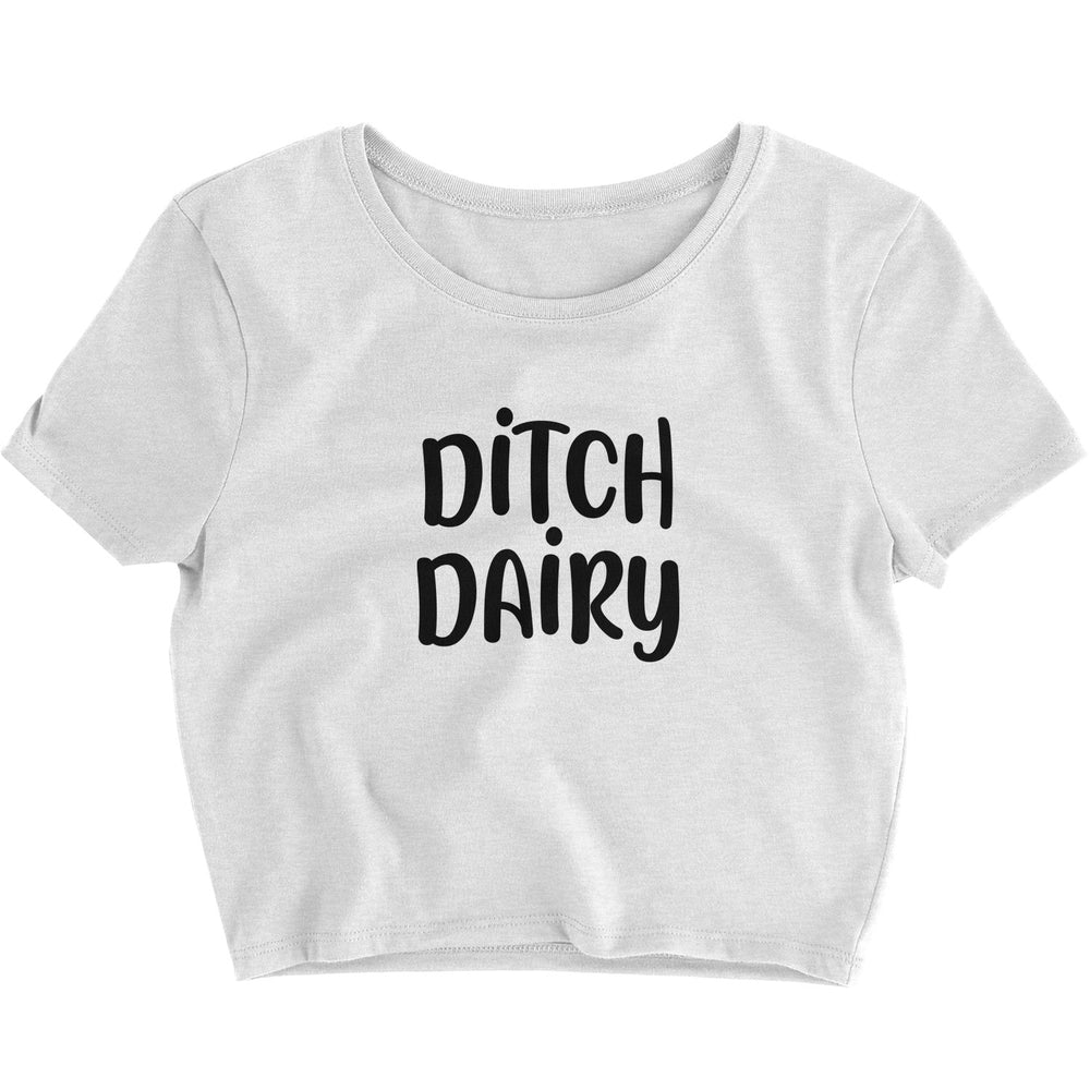 DITCH DAIRY - CROP TOP