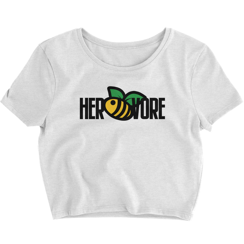 Herbeevore - Crop Top