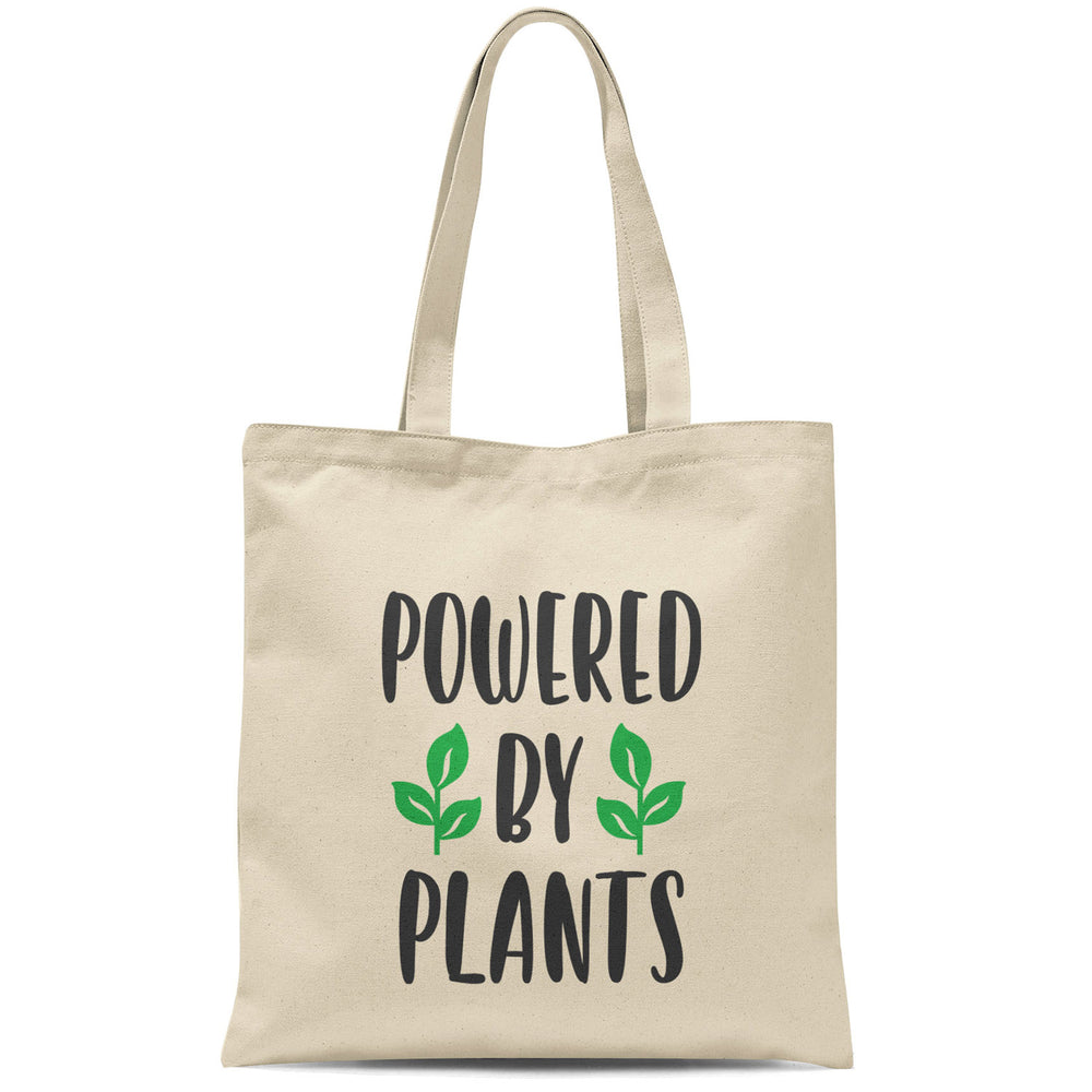 powered by plants tote