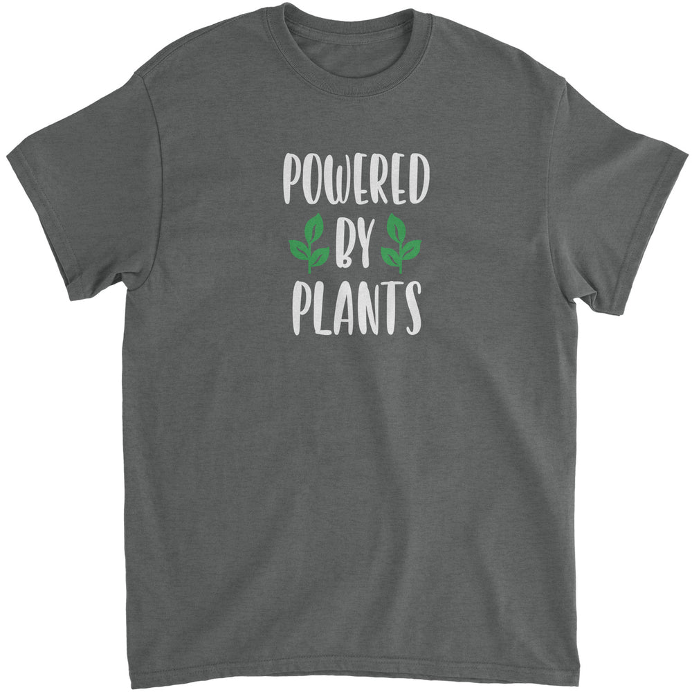 Powered By Plants - Unisex T-Shirt