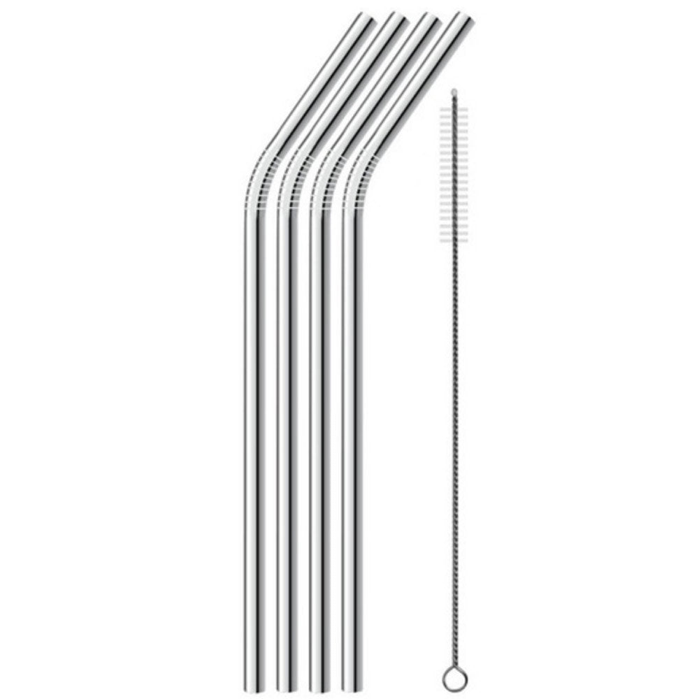 REUSABLE STRAW - SILVER