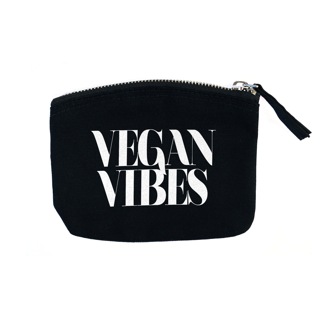 VEGAN VIBES PURSE