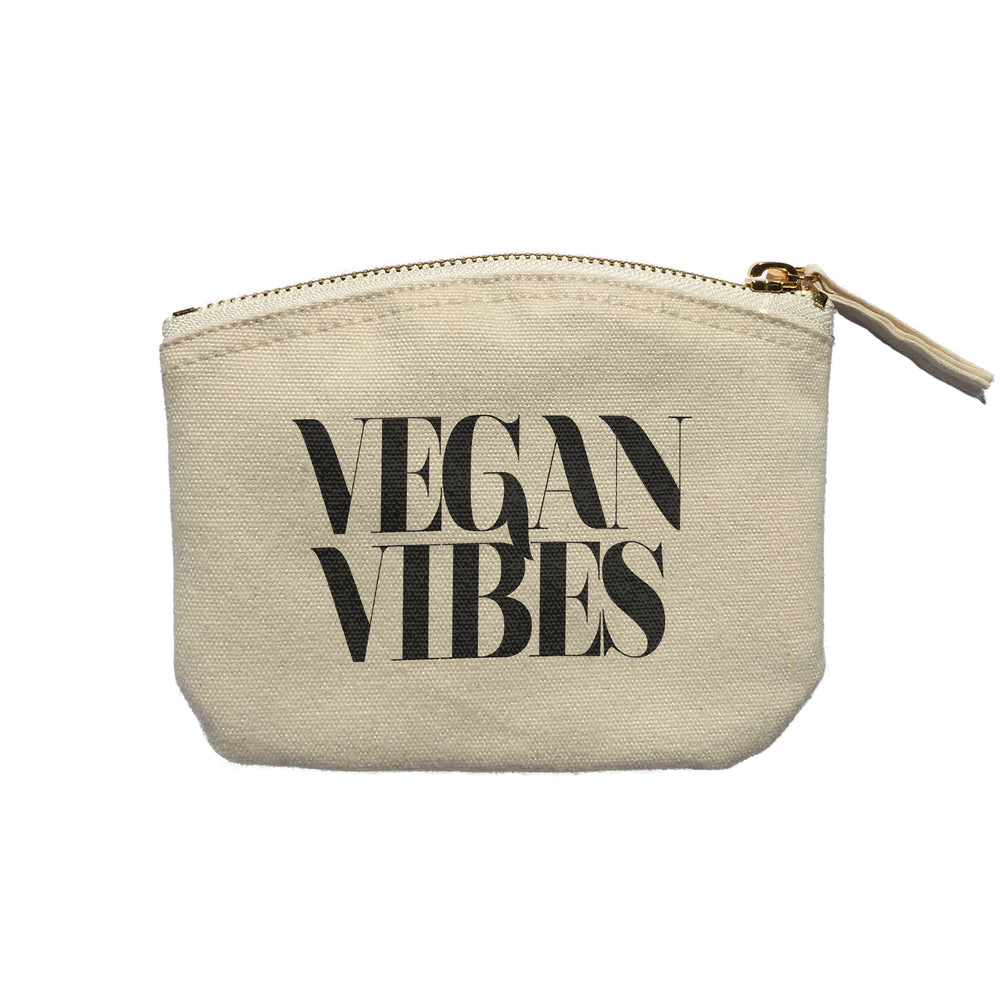 Vegan Vibes - Purse
