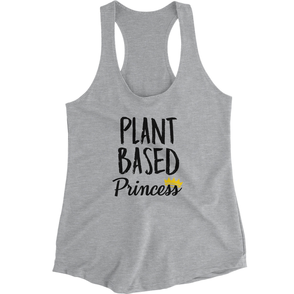 Plant Based Princess - Vest Top