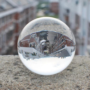 Feng Shui Glass Ball