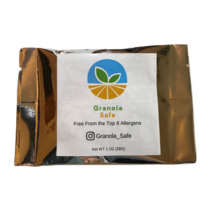 Granola Safe Bars (8 Pack) - Granola Safe