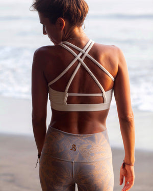 Smooth Chakra White top