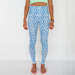 Mermaid vibes leggin