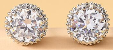 """Like A Diamond"" Earrings"