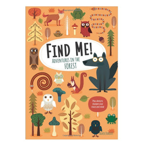 Find Me! Forest Book