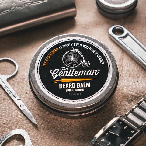 Beard Balm - The Gentleman