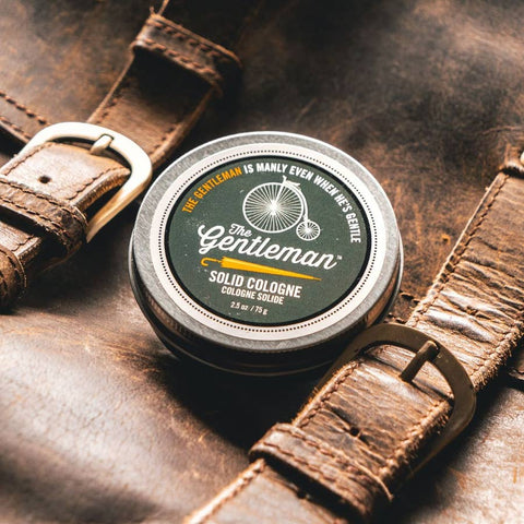 Solid Cologne - The Gentleman
