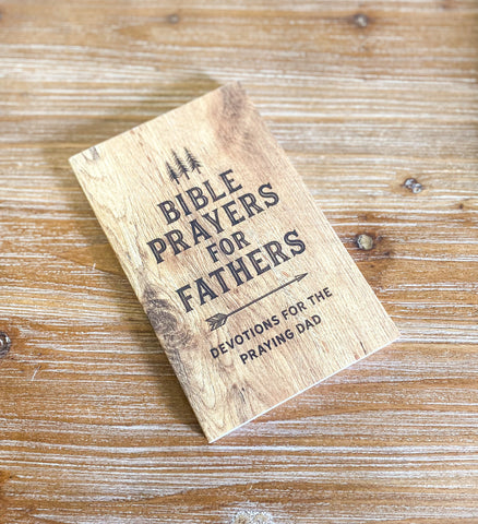Bible Prayers for Fathers - Book