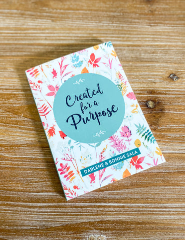 Created for a Purpose - Book