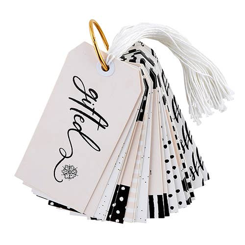 Gift Tags - Modern Holiday