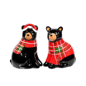 Bear Salt & Pepper Shaker