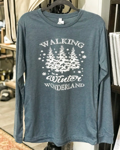 Winter Wonderland - Long Sleeve