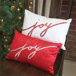 Christmas - Joy Pillow
