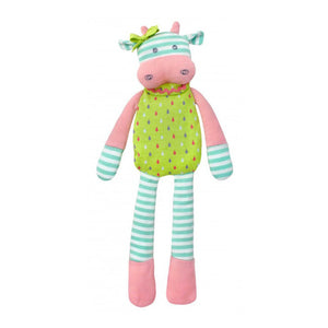 "Farm Apple Park 18"" Plush - Belle Cow"