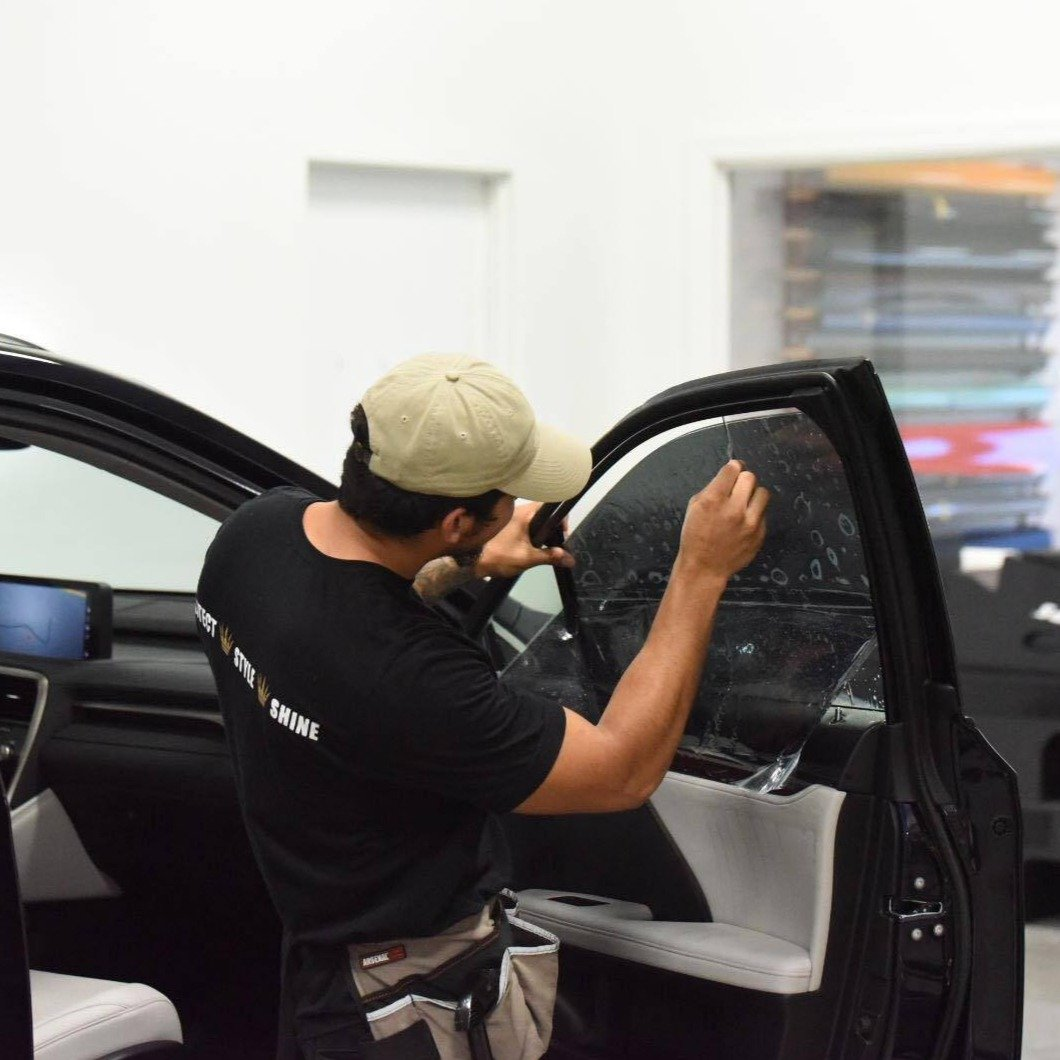 Window Tint - Sides and Rear