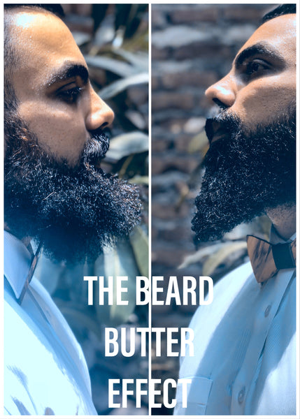 Beard Butter- the perfect combination of a beard oil and beard balm |Made In India|- 100 grams