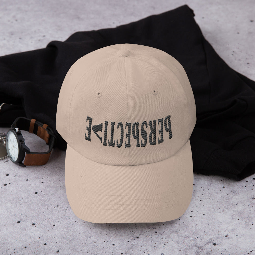 Perspective Dad hat