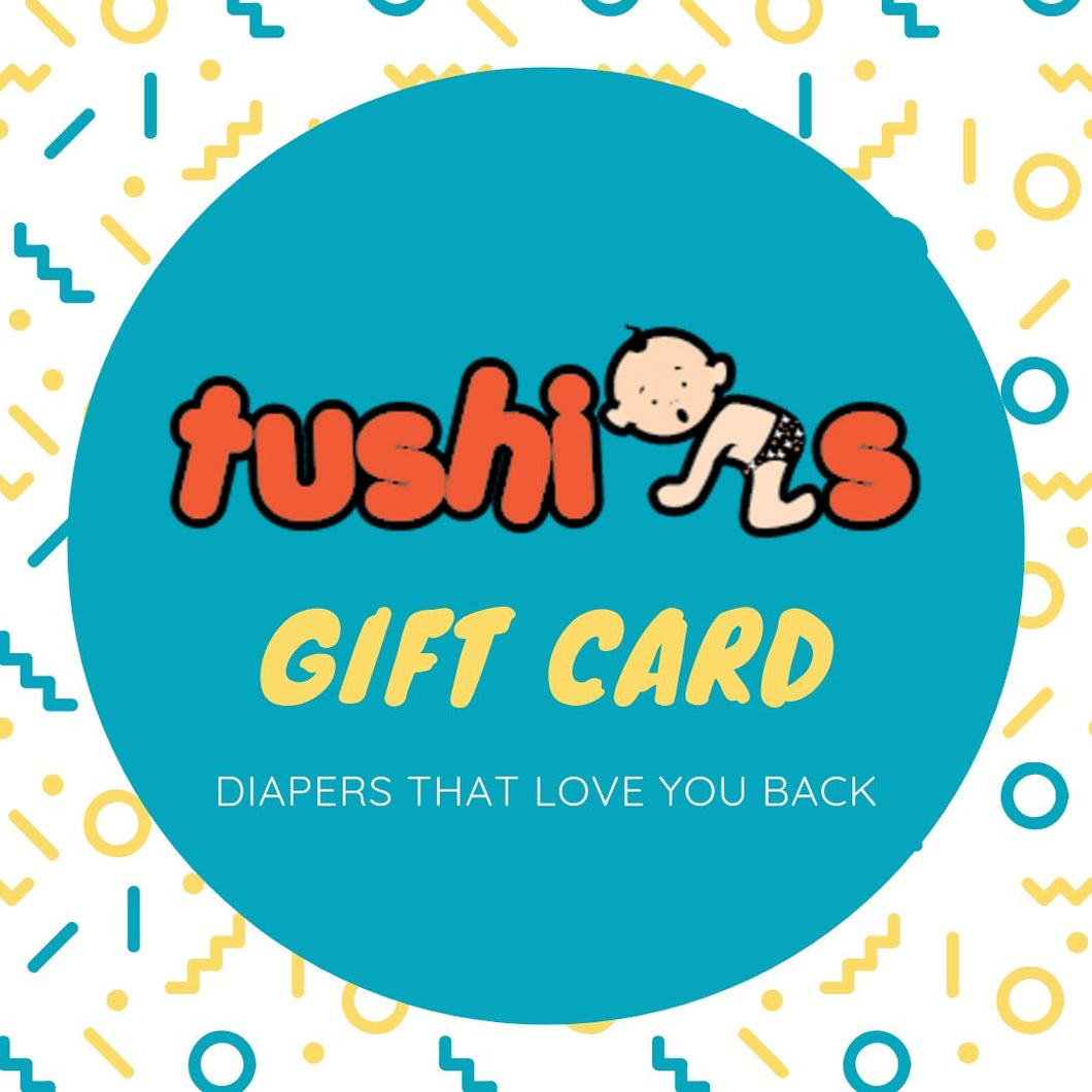 Tushions Gift Card