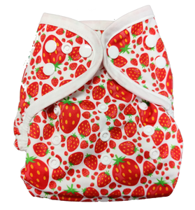 SimpL Diaper Cover - Berry Special