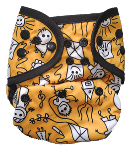SimpL Diaper Cover - Sunskriti