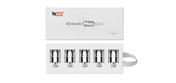 Yocan Evolve Plus Replacement Coil (5 pack)