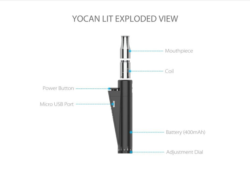 Yocan - Lit (6 Colors)