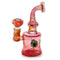 "Mini Water Pipe - Pink Flamingo (6"")"
