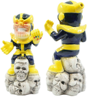 Ceramic Water Pipe - The Mad Titan