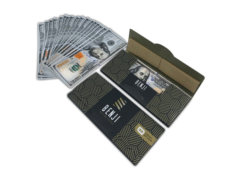 Benji - Rolling Paper Booklets (Box of 24)
