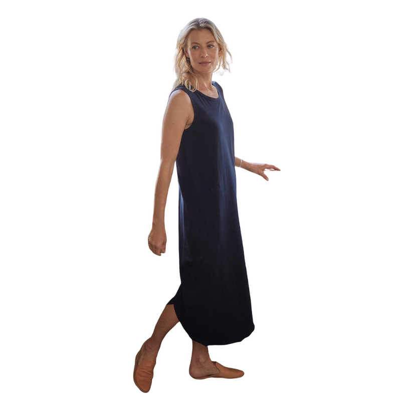 Essential Jersey Tank Dress
