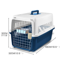 Load image into Gallery viewer, PaWz Pet Dog Cat Carrier Portable Tote Crate Kennel Travel Carry Bag Airline