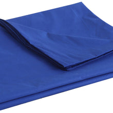 Load image into Gallery viewer, DreamZ 202x151cm Anti Anxiety Weighted Blanket Cover Polyester Cover Only Blue