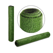 Load image into Gallery viewer, Primeturf Synthetic 10mm  0.95mx20m 19sqm Artificial Grass Fake Turf Olive Plants Plastic Lawn