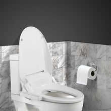 Load image into Gallery viewer, Electric Bidet Toilet Seat Cover Electronic Seats Paper Saving Auto Smart Wash