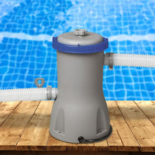 Load image into Gallery viewer, Bestway Swimming  Filter Pump Pool Cleaner 2006L/H