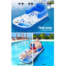 Load image into Gallery viewer, Bestway Inflatable Floating Float Floats Pool Lounge Chair Bed Swimming Pools