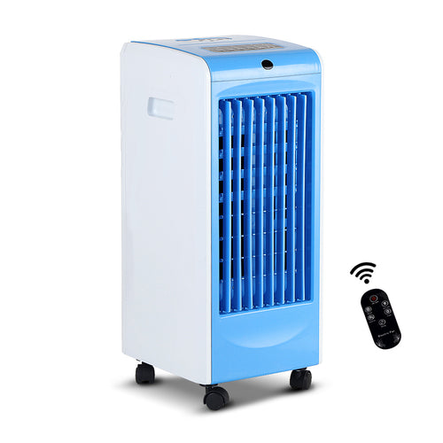 Devanti Evaporative Air Cooler - Blue